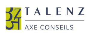 Nouveau logo axe conseil talenz