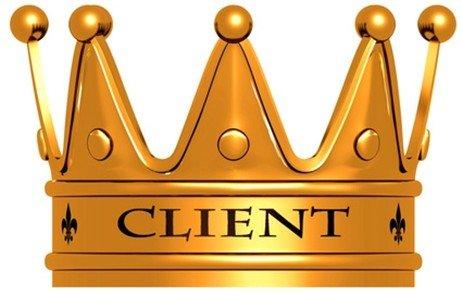 Client roi - Couronne